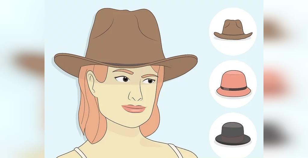 انتخاب کلاه برای صورت مربعی شکل