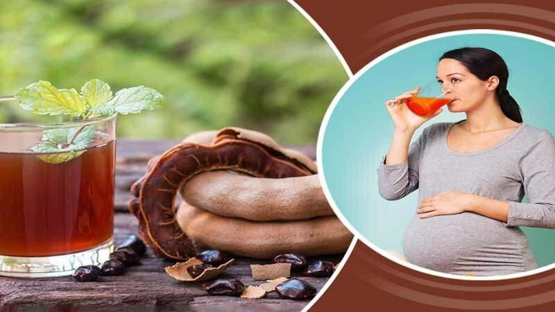 خواص خوردن تمر هندی در بارداری + مضرات مصرف تمبر هندی در حاملگی