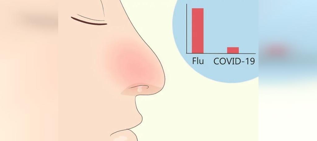 چگونگی تشخیص بین آنفولاانزا و کوید-19