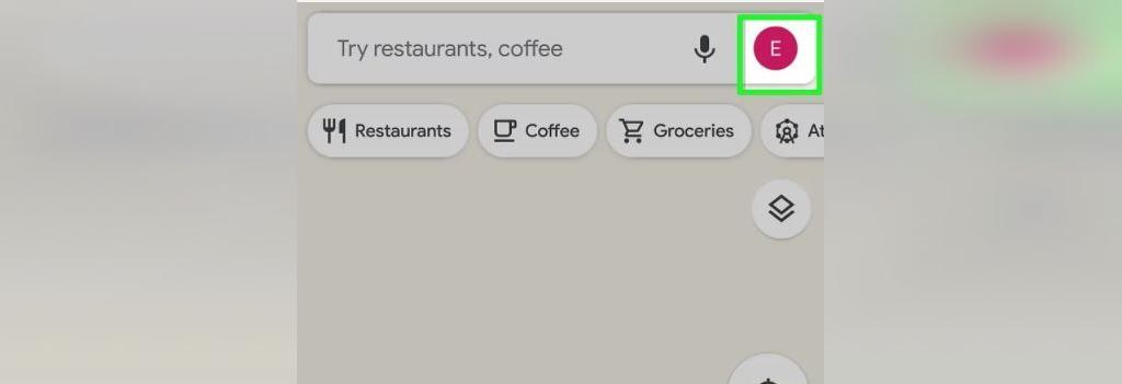 نحوه ارسال لوکیشن  با گوگل مپ
