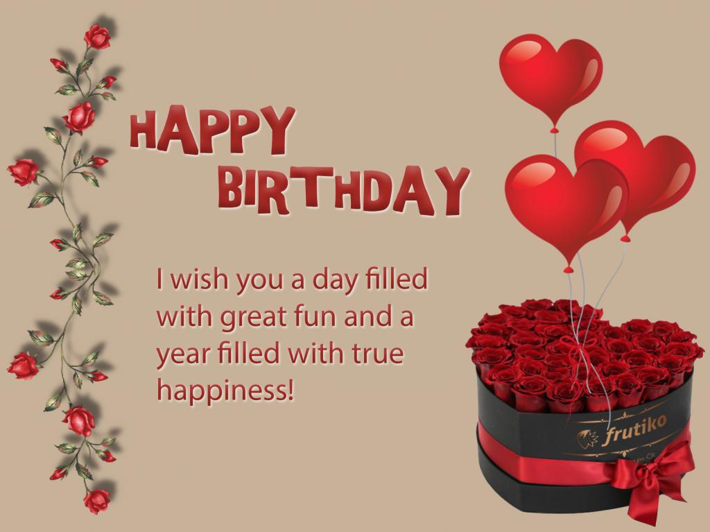پروفایل تولدت مبارک به دوست به انگلیسی