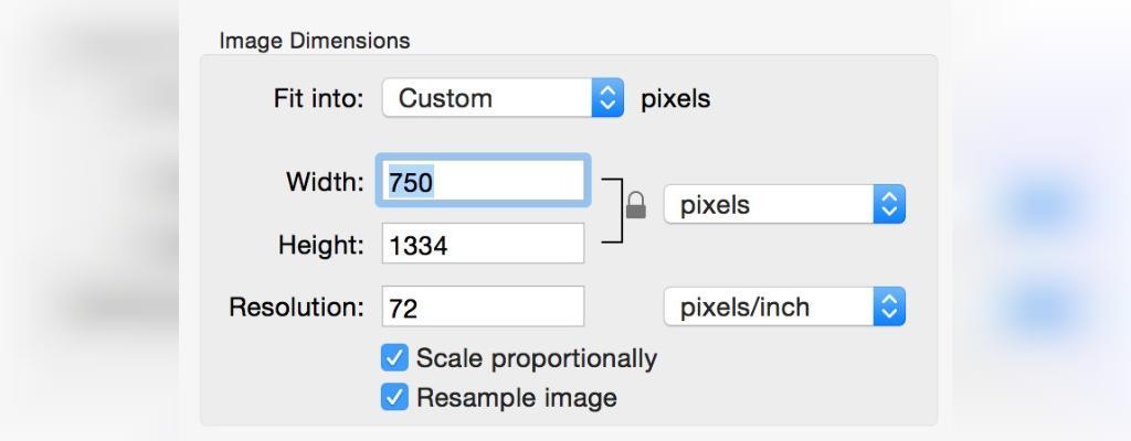 سریع ترین راه تغییر اندازه تصاویر برای وب سایت
