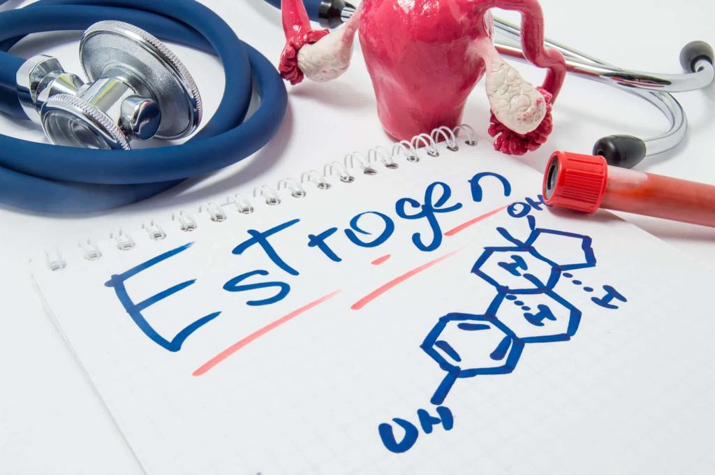 کاهش استروژن از عوامل خارش واژن قبل از پریود