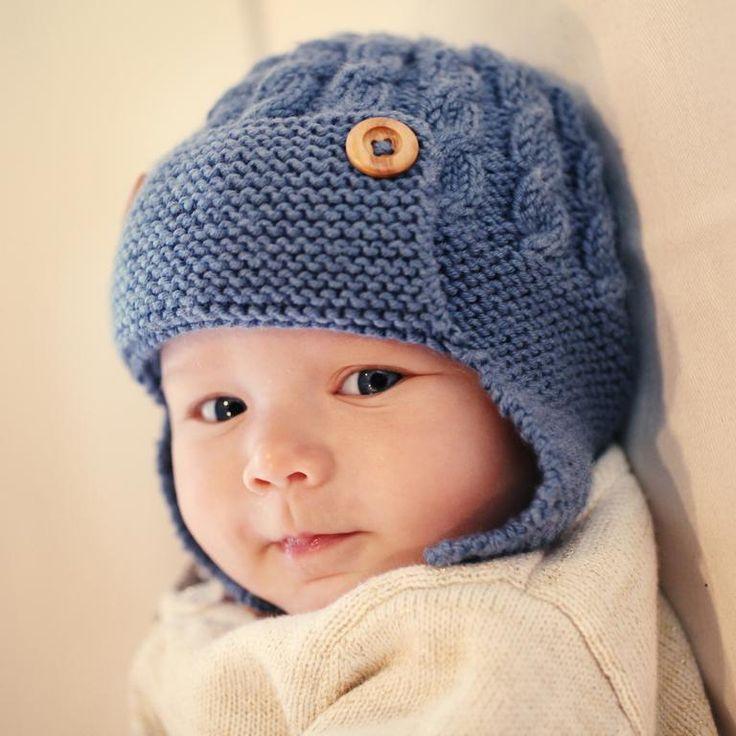 جدیدترین مدل کلاه نوزادی پسرانه