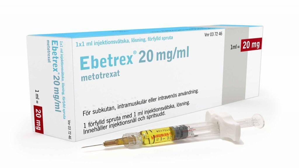 متوترکسات (ابترکس)؛ روش استفاده، عوارض جانبی و تداخلات دارویی Ebetrex