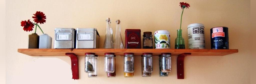 روش های بزرگ نشان دادن آشپزخانه های کوچک