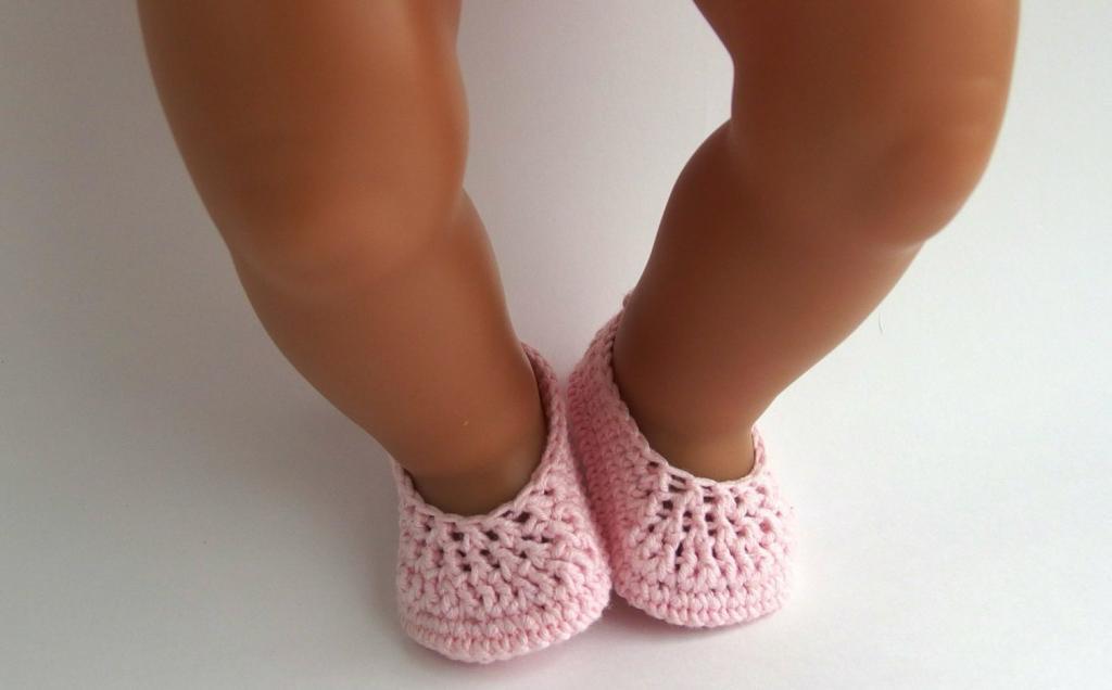 جوراب بافتنی نوزاد