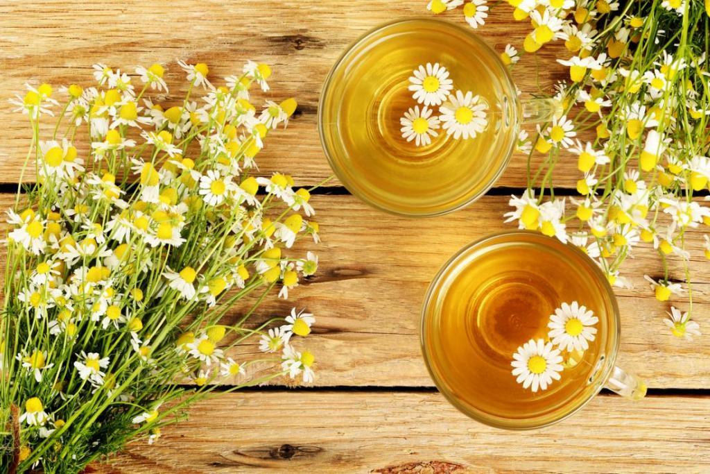 مزیت چای بابونه برای سلامتی و بی خوابی