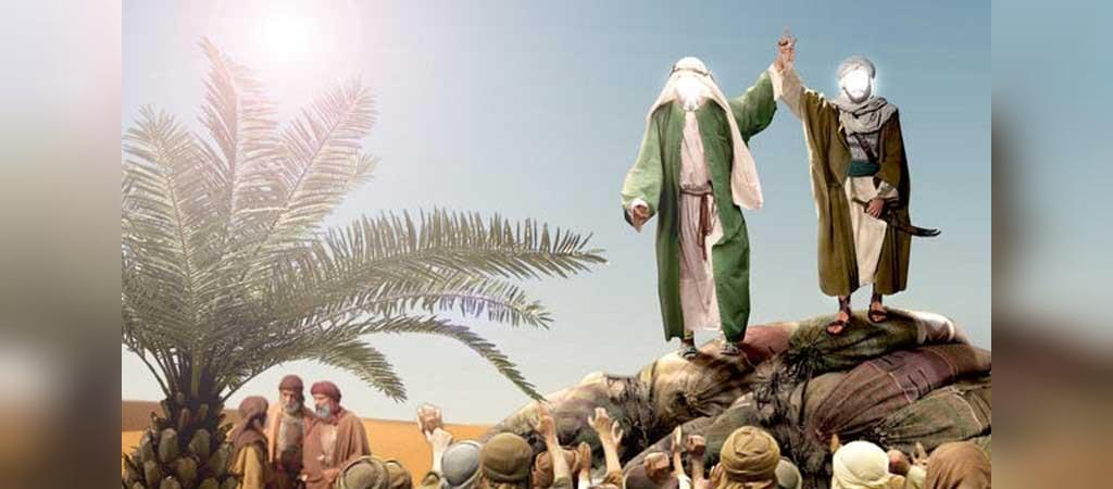 حضرت علی (ع) در واقعه غدیر خم