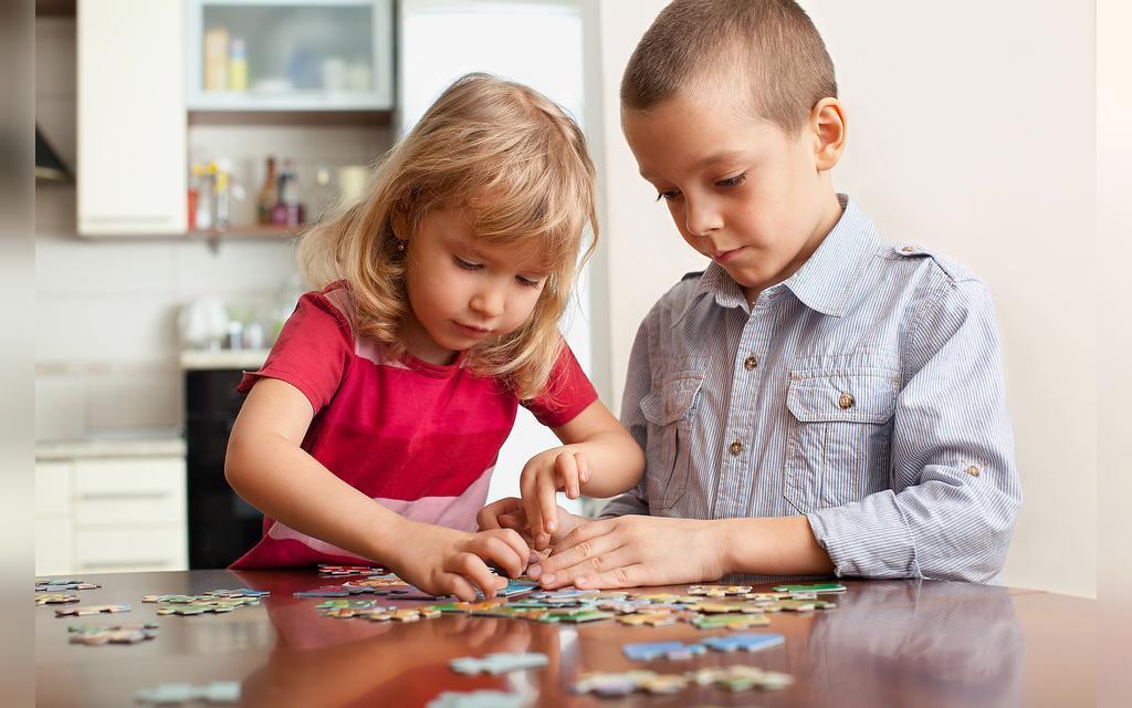 بازیهای افزایش تمرکز کودکان