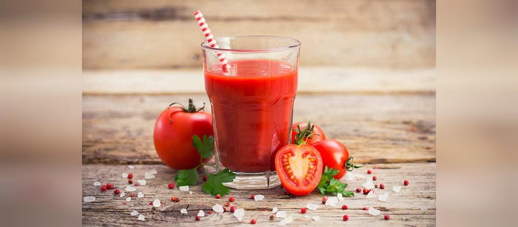 آیا آب گوجه فرنگی برای شما مناسب است؟