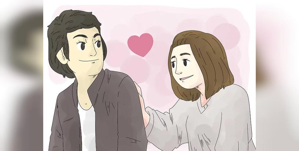 اعتماد کردن از راه های نشان دادن دوست داشتن یک شخص