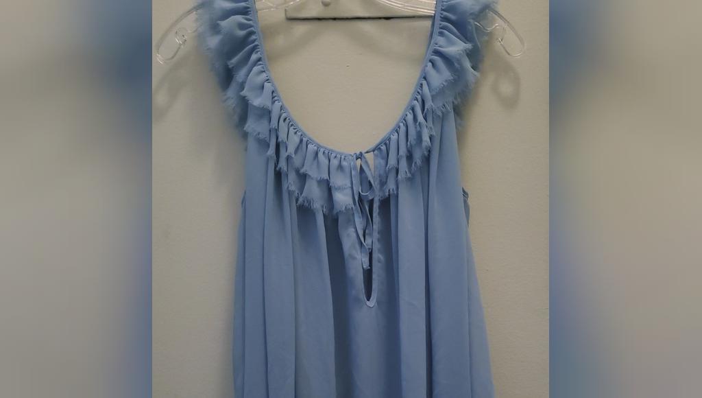 لباس خواب آبی و زیبای جنیفر لوپز