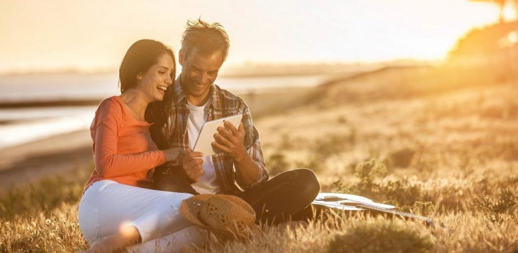 رابطه شاد زناشویی