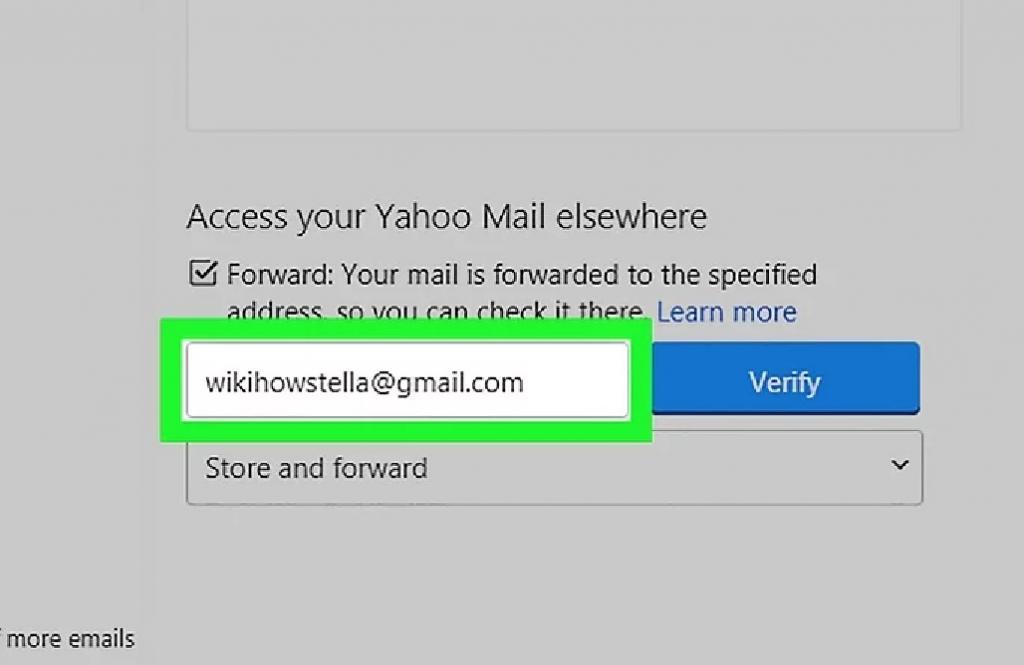 وارد کردن آدرس ایمیل جیمیل