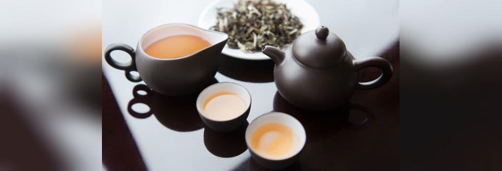 طرز تهیه چای سفید و انواع آن