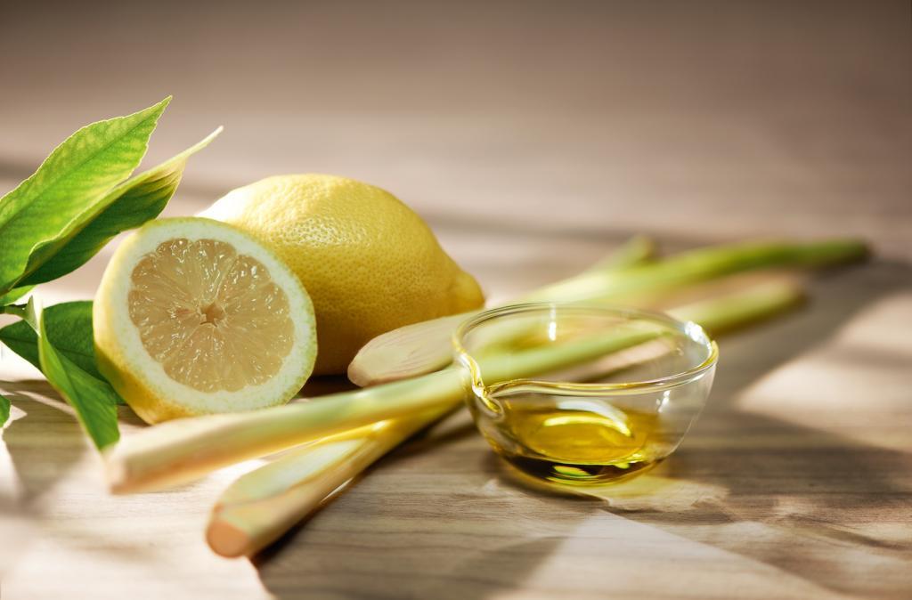 خواص علف لیمو برای سلامتی