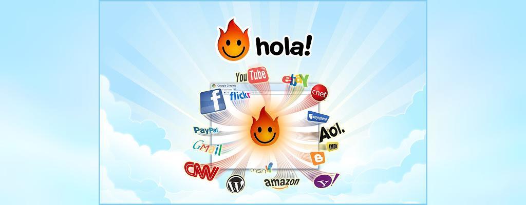 پروکسی VPN رایگان Hola