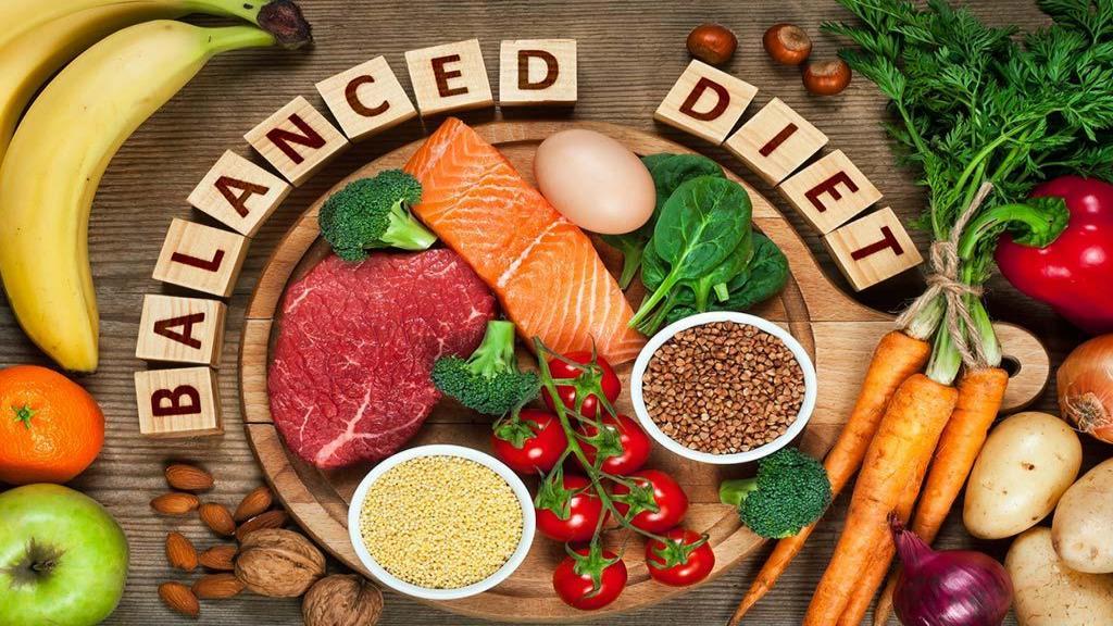 ویژگی های یک رژیم غذایی متعادل برای کنترل وزن چیست؟
