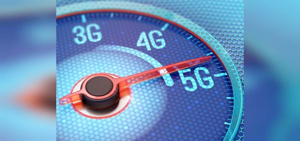 5G سرعت اینترنت موبایل