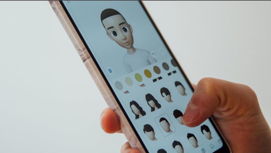 آموزش ساخت ایموجی (مموجی) چهره در اندروید و فیسبوک با عکس خود