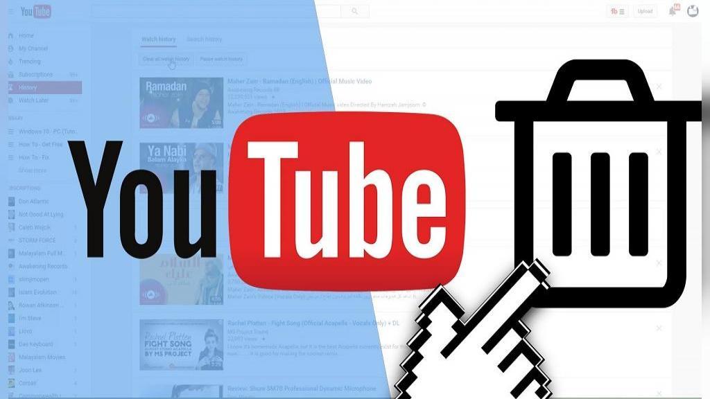 نحوه لغو اشتراک از کانال در یوتیوب؛ حذف اشتراک در یوتیوب