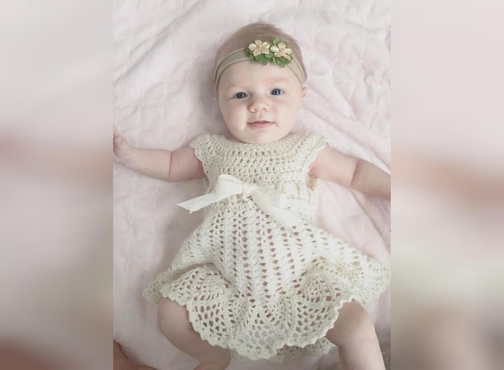 مدل سارافن نوزادی شیک