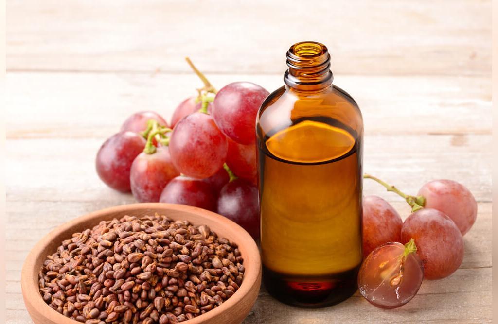 عصاره دانه انگور برای درمان اگزما در نوزادان
