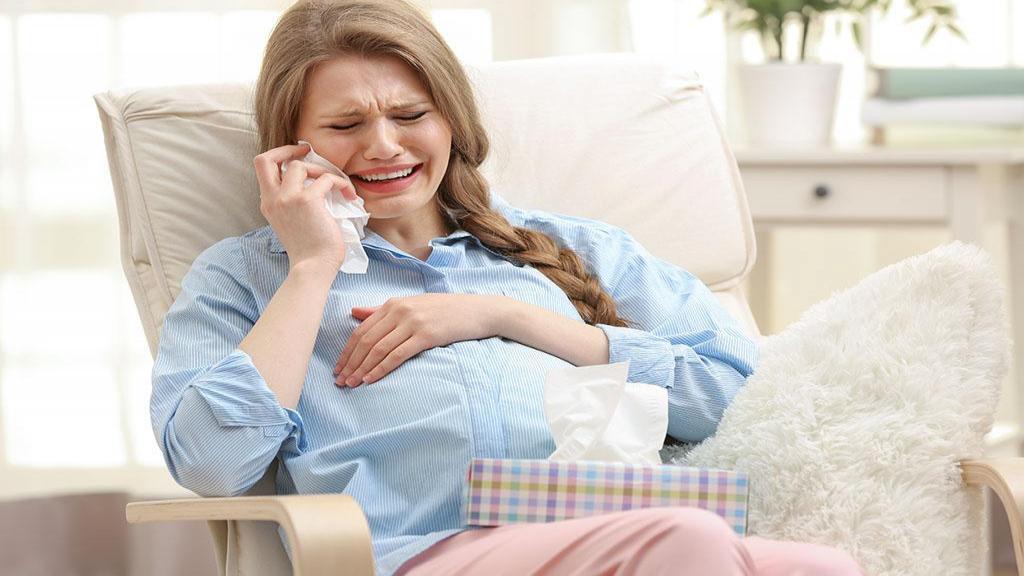 چگونه استرس بارداری بر روی کودک شما تاثیر می گذارد