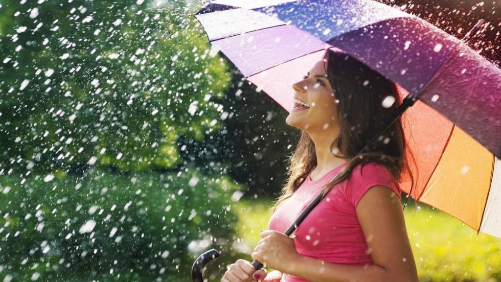 مجموعه 5 انشا در مورد باران با مقدمه و نتیجه گیری ساده و زیبا