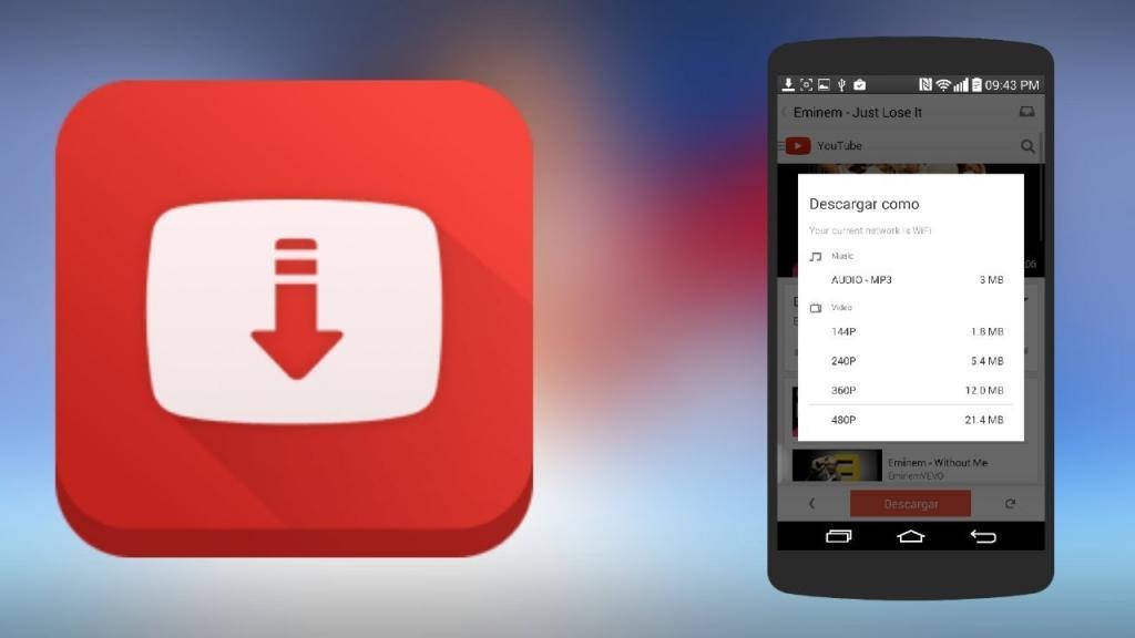 بهترین نرم افزارهای دانلود رایگان از یوتیوب برای گوشی اندروید در سال 2019