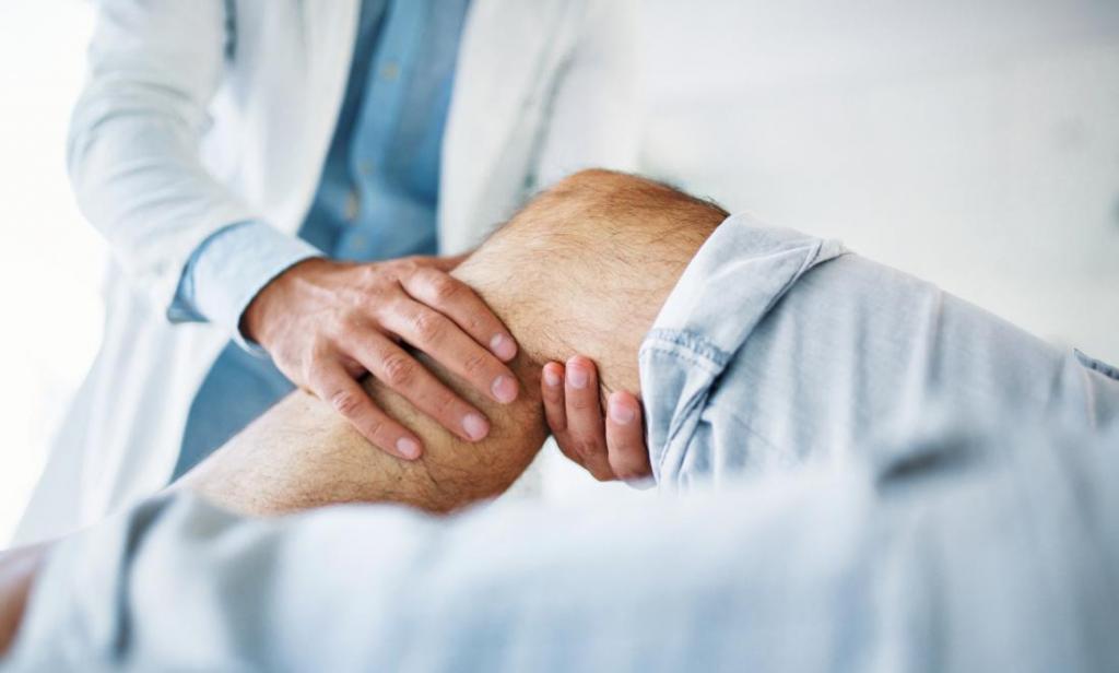 درمان زانو درد در خانه