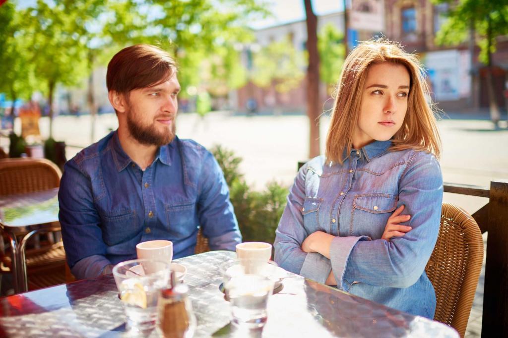 کارهایی که زوجین نباید هرگز پس از دعوا انجام دهند