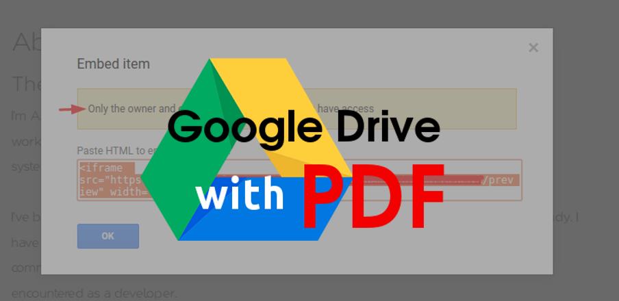 ویرایش فایل پی دی اف با google drive