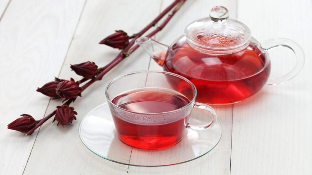 خواص چای ترش برای سلامتی و عوارض چای قرمز