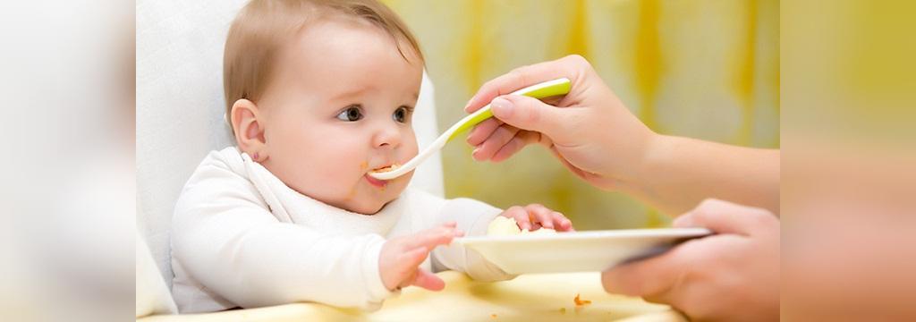 سرلاک برای چاقی نوزاد