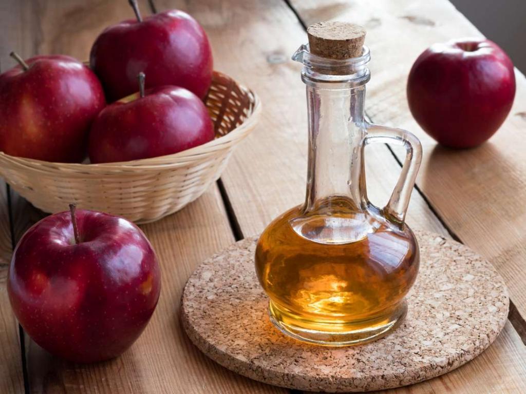 چای اولونگ همراه با سرکه سیب برای کاهش وزن و لاغری
