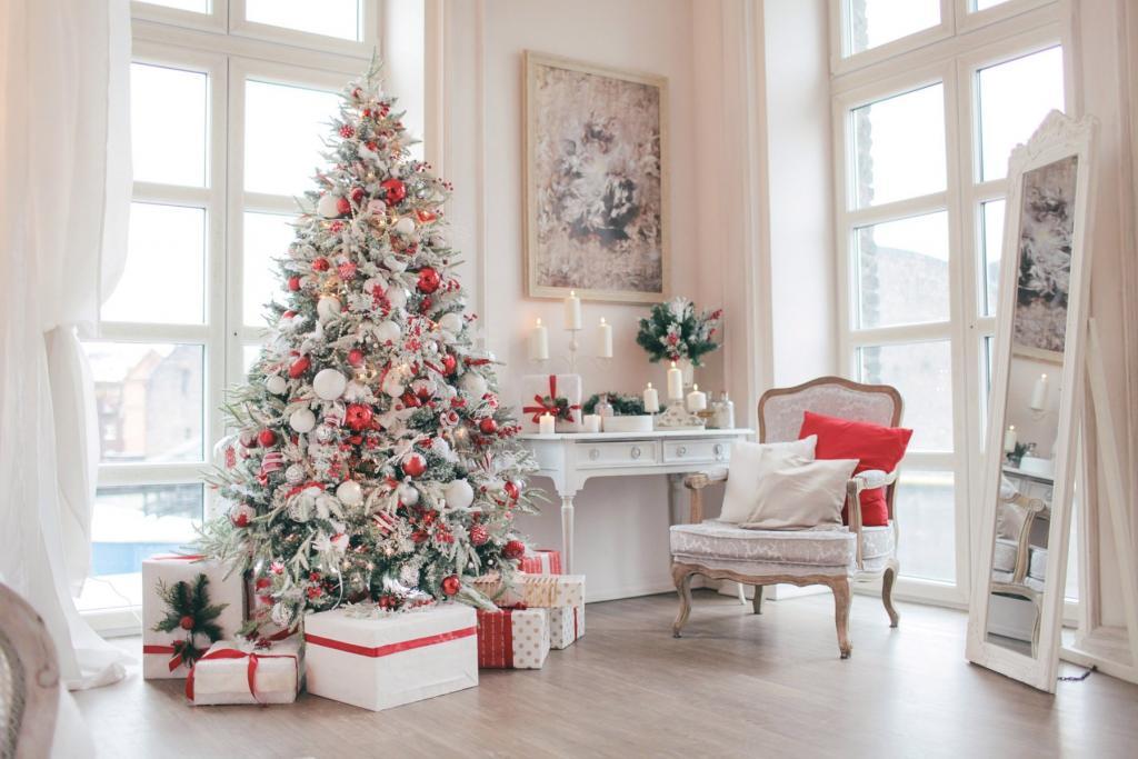 مدل درخت کریسمس شیک