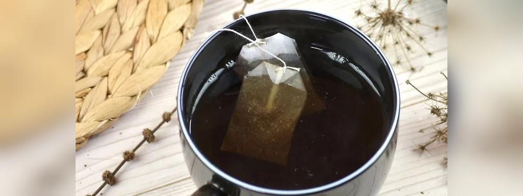 شیر چای یخی