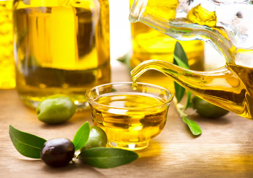 بوییدن رایحه روغن زیتون برای کاهش وزن و لاغری