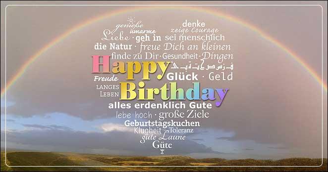 متن تبریک تولد