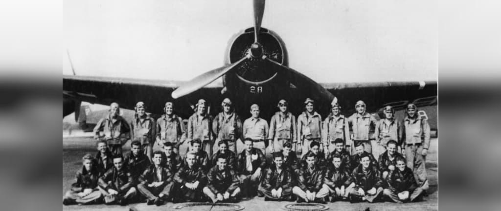 ناپدید شدن هواپیماها در مثلث برمودا