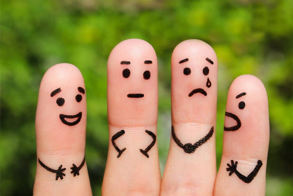 تاثیر احساسات منفی بر سلامتی