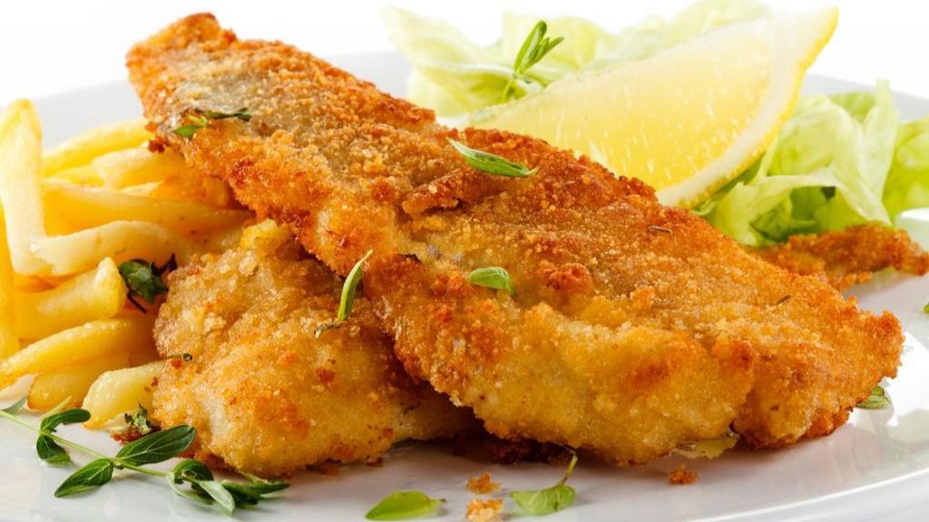 طرز تهیه ماهی سوخاری ترد و خوشمزه خانگی به سبک رستورانی