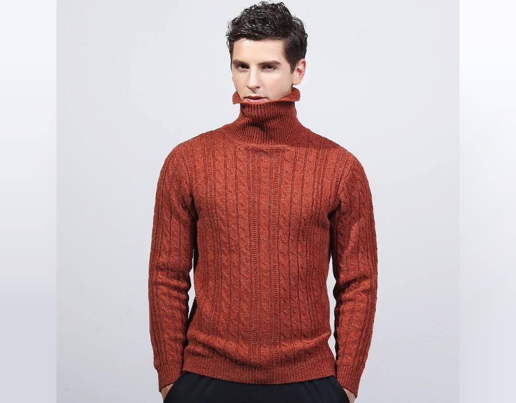 انواع مدل های لباس بافتنی مردانه