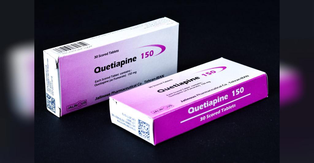 عوارض مصرف کوئتیاپین فوماریت