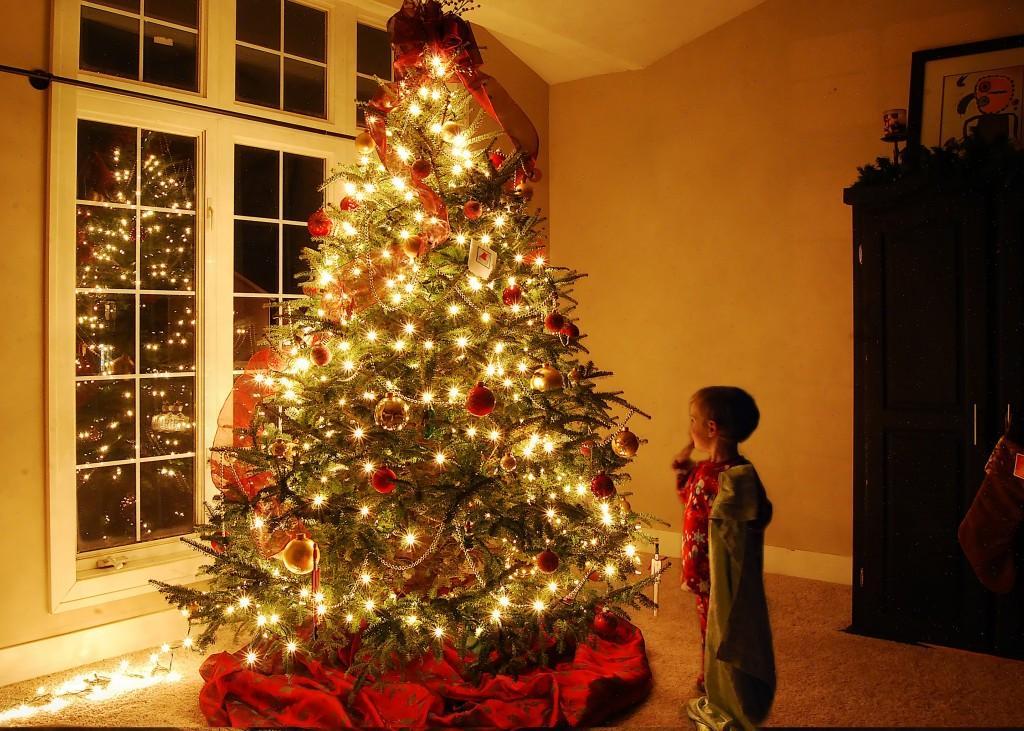 مدل درخت کریسمس زیبا