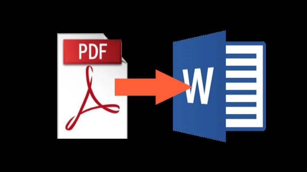 آموزش 3 روش ساده تبدیل فایل PDF به Word (پی دی اف به ورد)