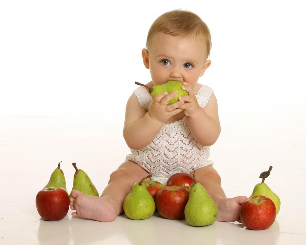 برنامه غذایی کودک 6 تا 9 ماهه