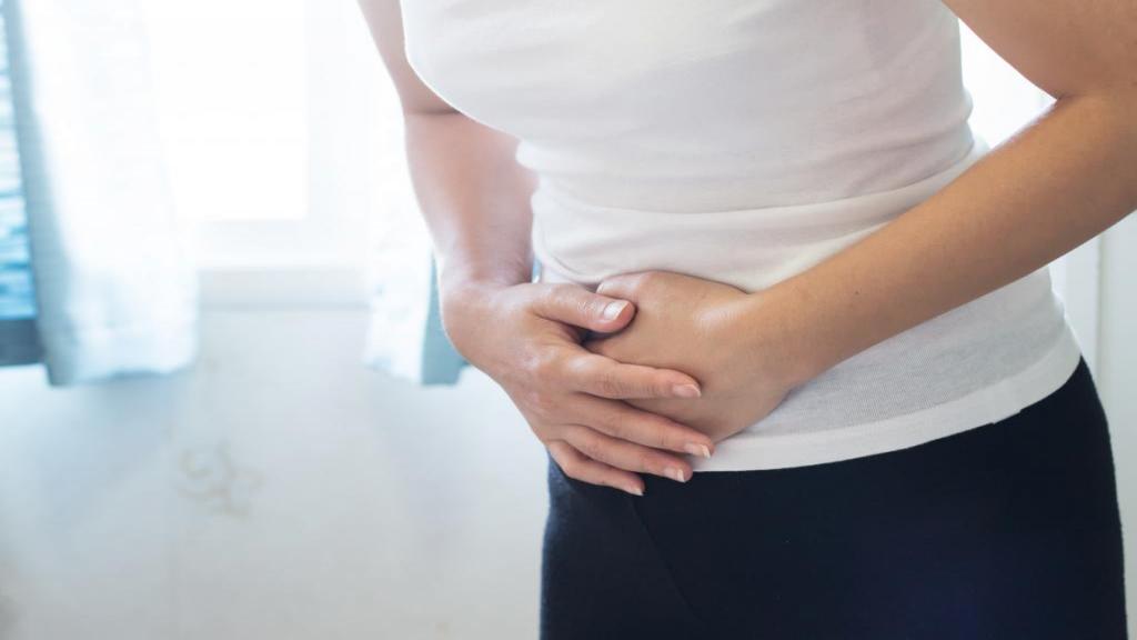 علت درد تخمدان سمت چپ یا راست چیست و علائم آن